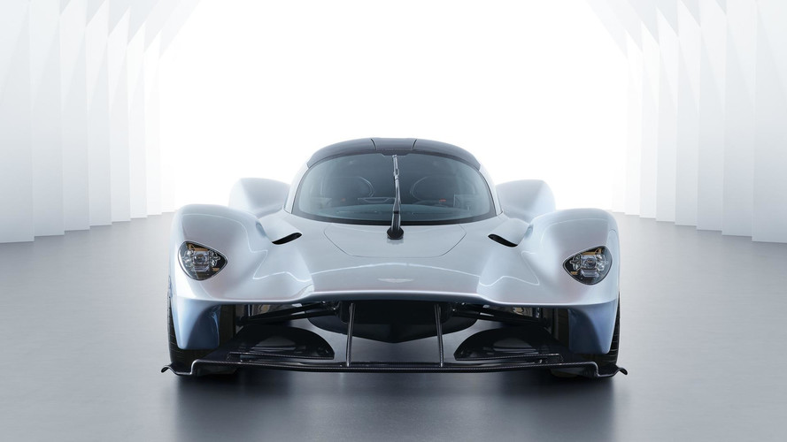 Aston Martin Valkyrie Owners Must Be Fitted To Their Hypercars