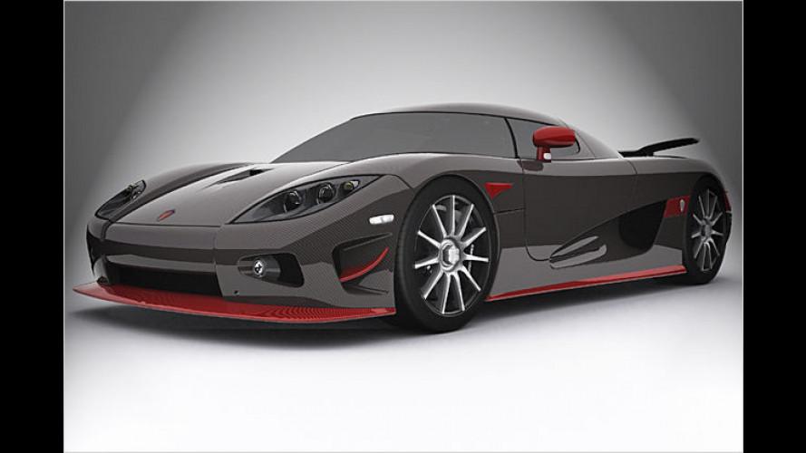 Koenigsegg: Limited Edition CCXR kommt mit über 1.000 PS