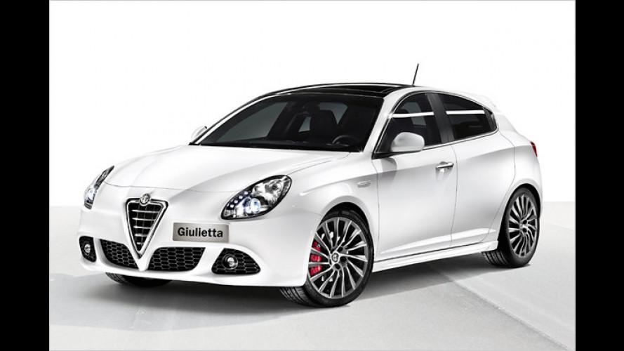 Neue Alfa Giulietta