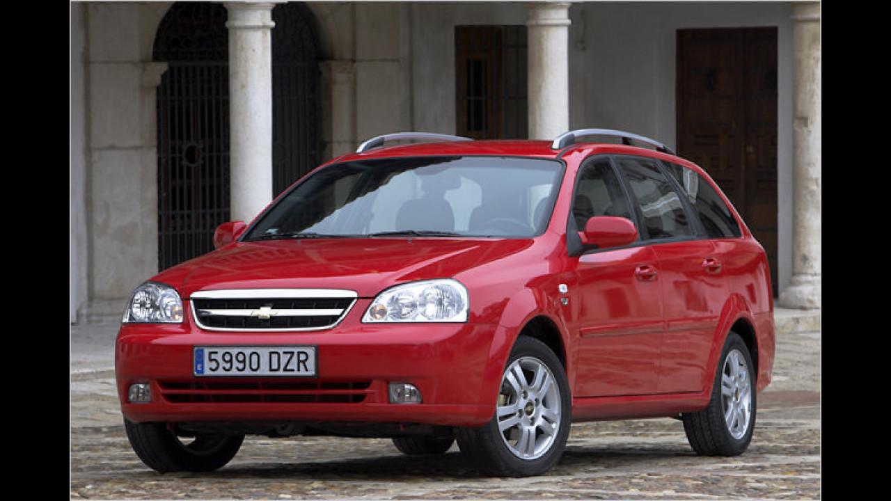 Chevrolet Nubira Wagon 1.6 SE EcoLogic