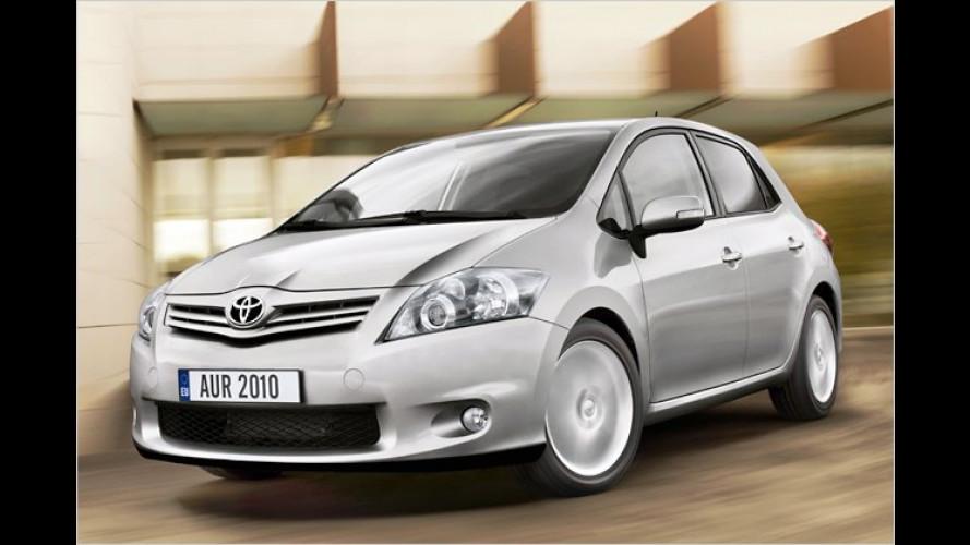 Japan-Krise: Toyota drosselt Produktion in Europa