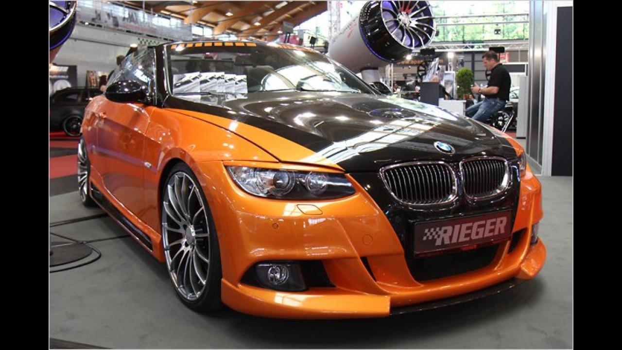 Rieger BMW 335i Cabrio