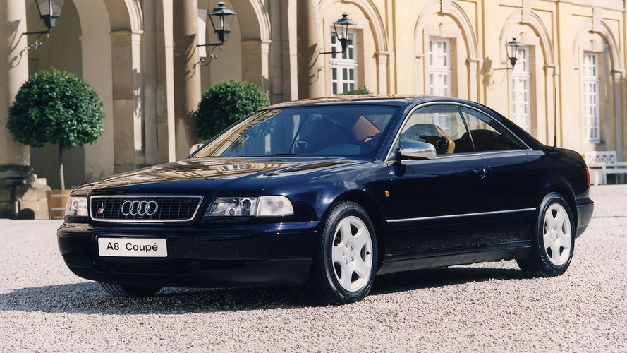 1997 Audi A8 Coupe- What Might Have Been