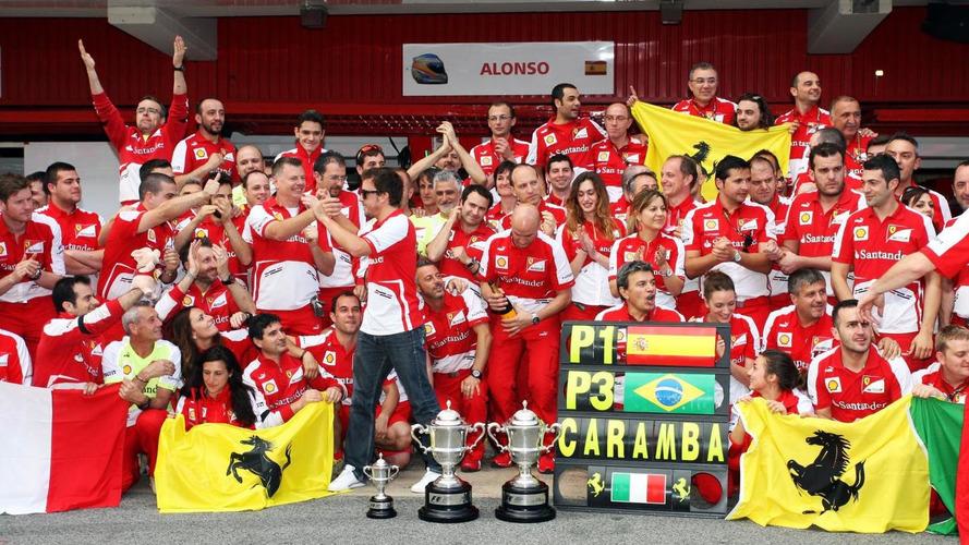 Reports of biggest F1 budget 'fantasy' - Ferrari