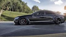 Previous-gen Mercedes-Benz S-Class gains wide bodykit from Prior Design