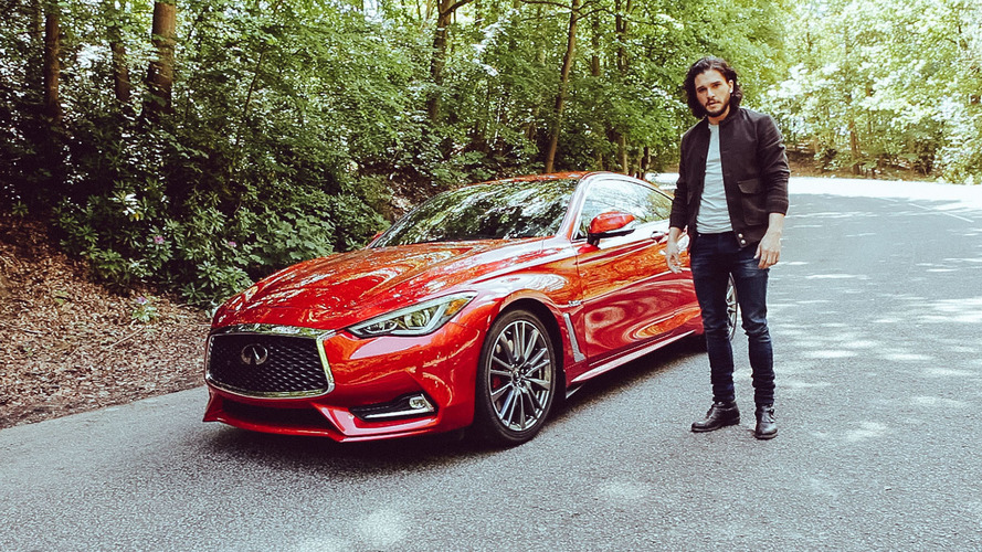 King Of The North Kit Harington Debuts New Ad For Infiniti Q60