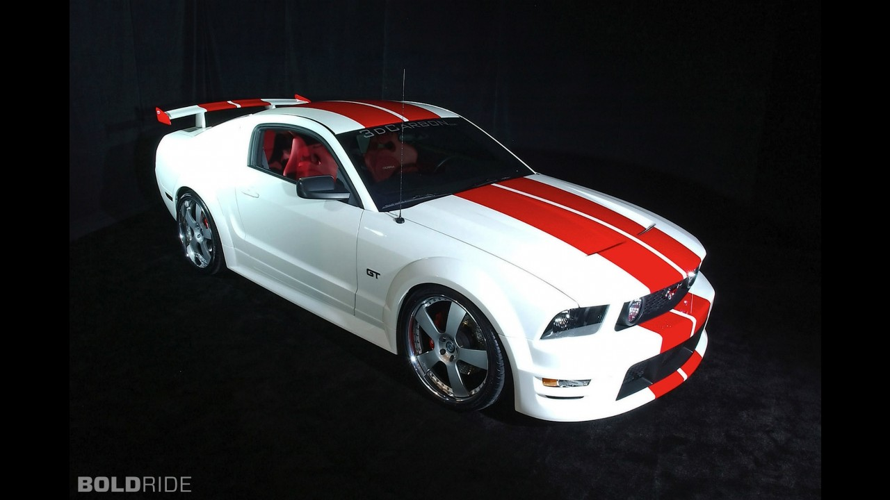 Ford Mustang GT by 3dCarbon