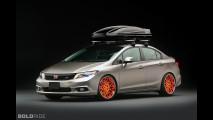 Honda Civic Si Sedan Tjin Edition SEMA