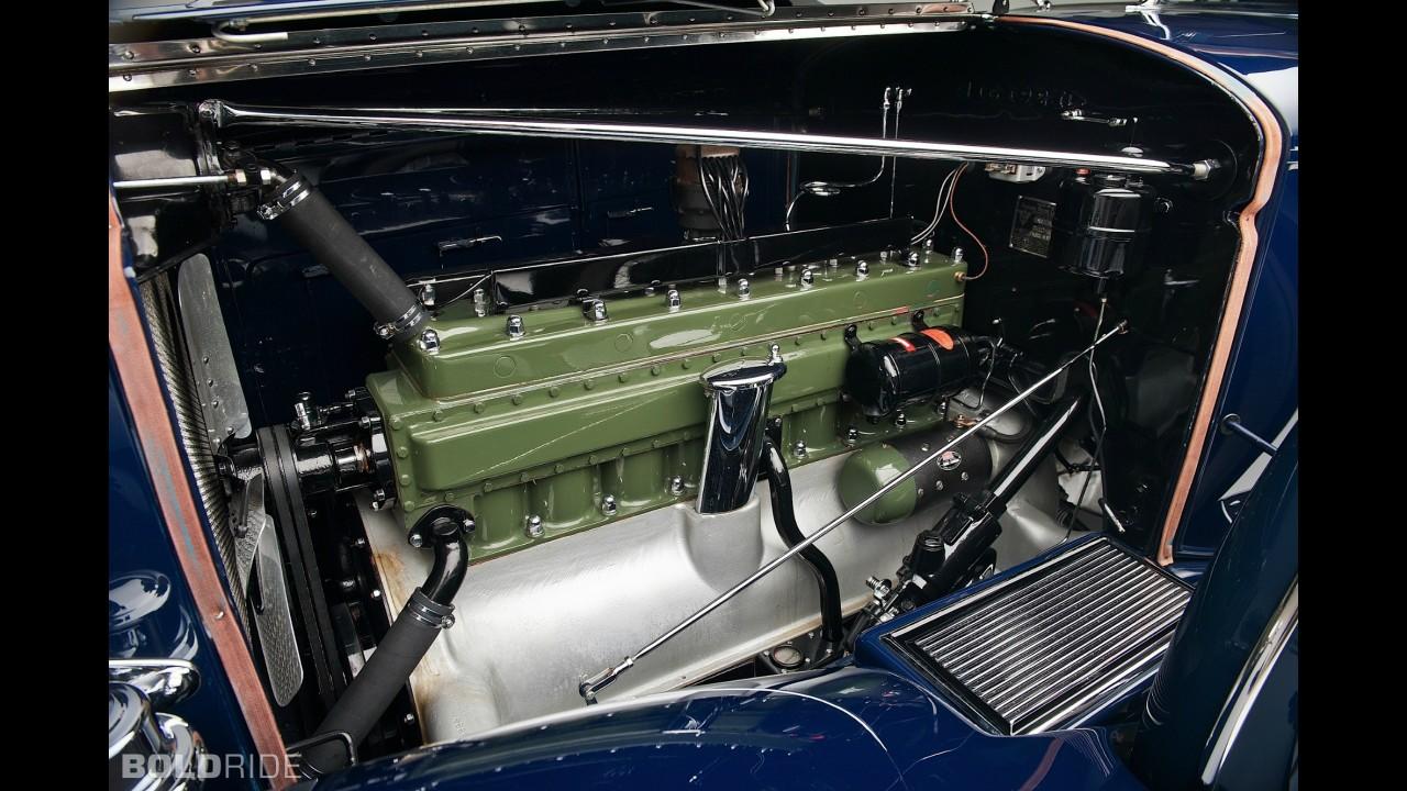 Packard 904 Dietrich Dual Cowl Sport Phaeton
