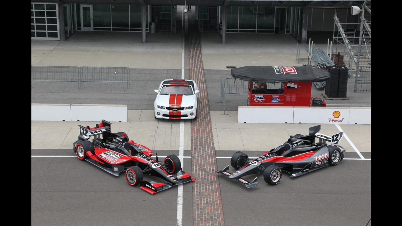 Dallara IndyCar 2012