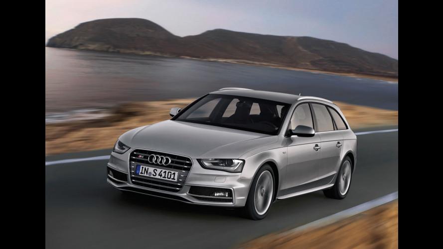 Audi A4 restyling: nuovo stile, miglior comfort