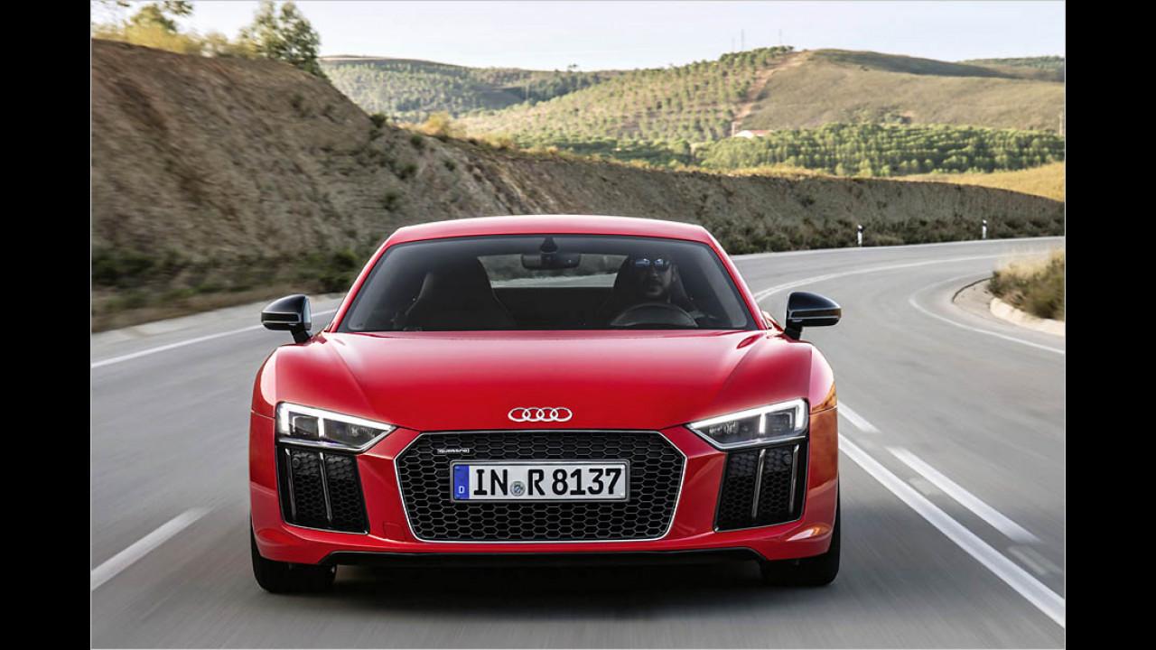 Alle Audis am Scheinwerfer erkennen