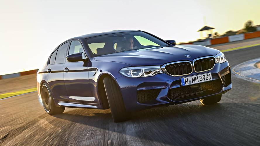 A BMW M5 Hybrid is apparently under development