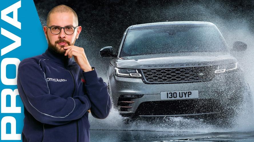 Range Rover Velar, il SUV fatto per stupire [VIDEO]