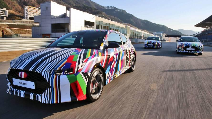 2019 Hyundai Veloster önizleme