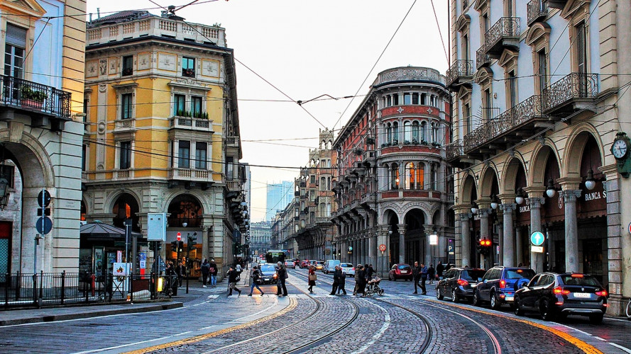 Torino, cambia la ZTL: orari più lunghi e meno auto di passaggio