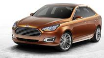 2013 Ford Escort Concept