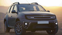 Renault Duster by DC Design