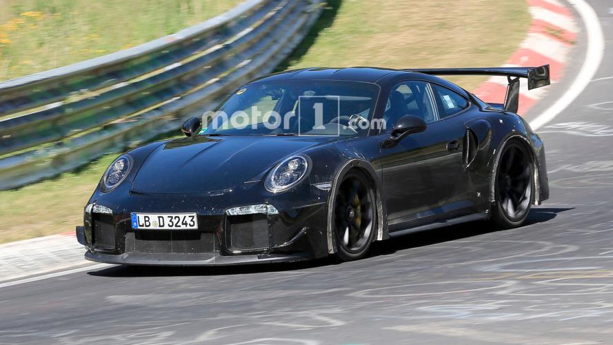 Porsche 911 GT2 confirmed with PDK, no manual trans