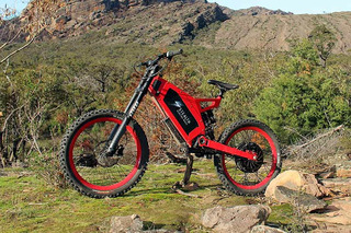 The B-52 Bomber is Born Again as an e-Bike