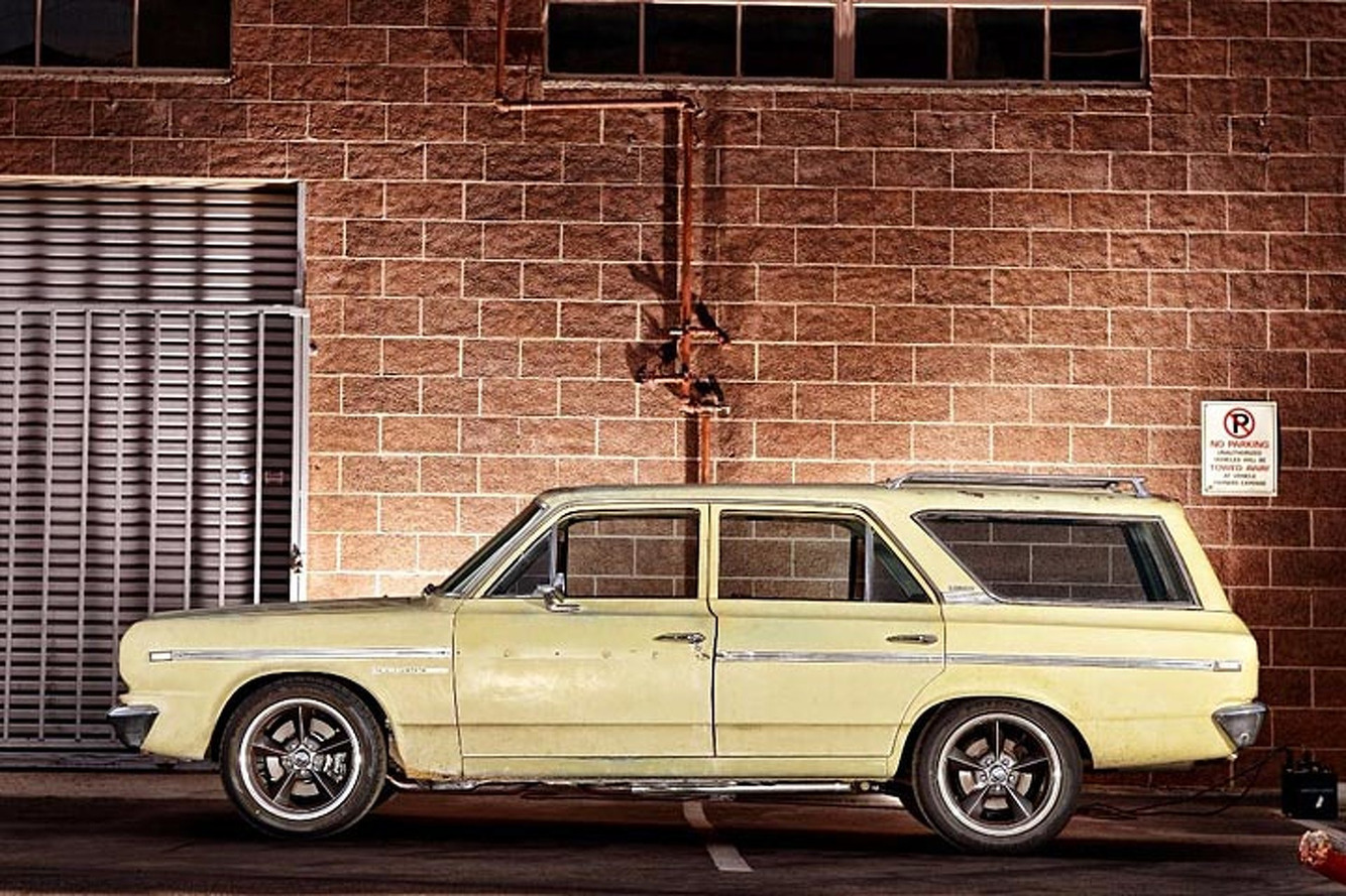 Sleeper Alert: This AMC Rambler Wagon Has a V8 Surprise