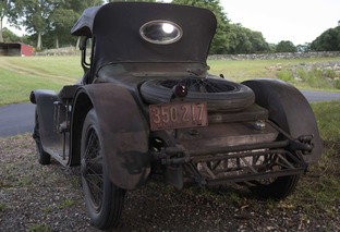 1921 Stutz Bearcat Headed to Auction With Plenty of Patina