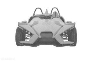 Polaris Slingshot Has Three Wheels, Is Coming This Month [w/Video]