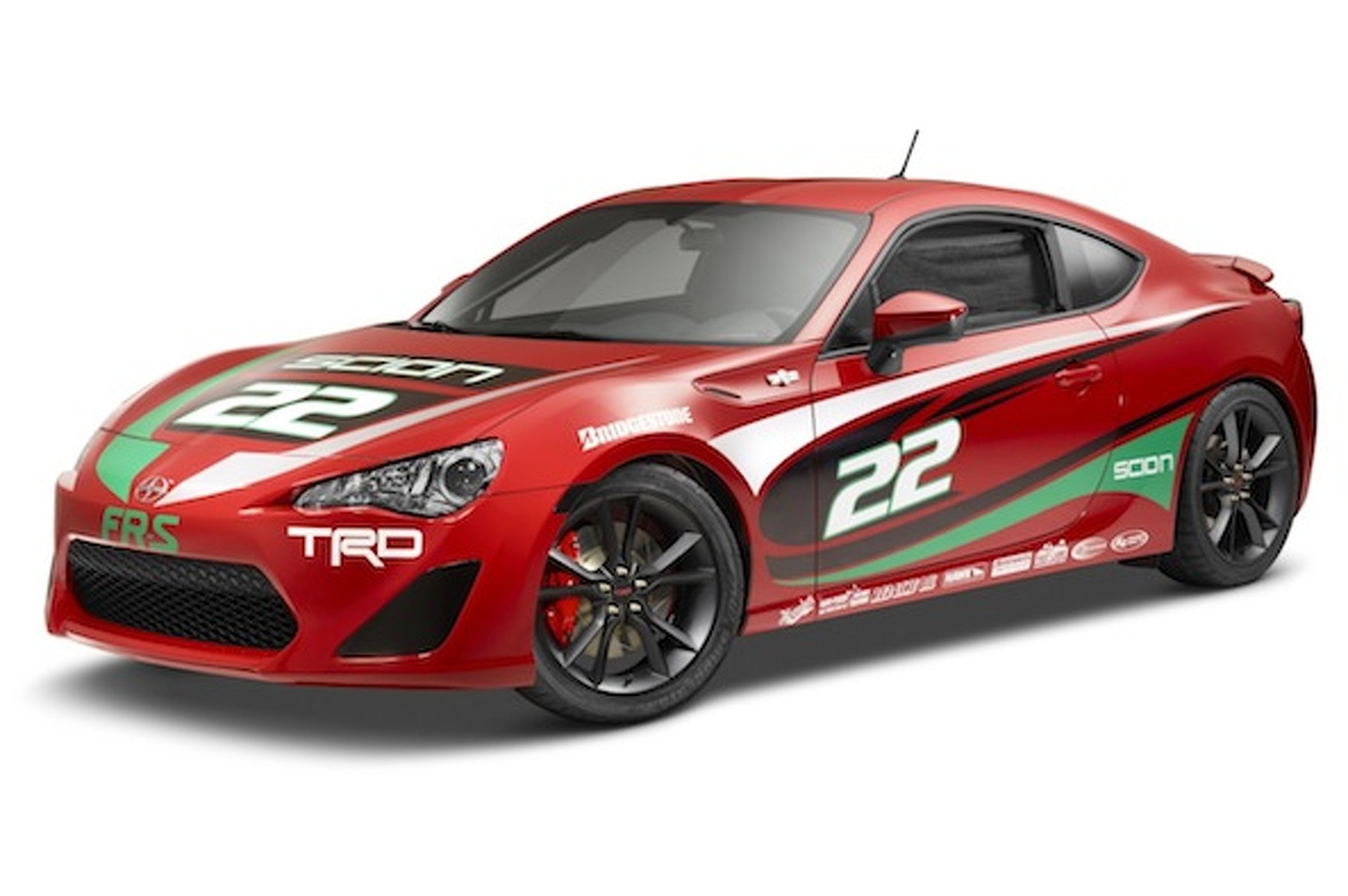 Toyota Developing FR-S Rally Car