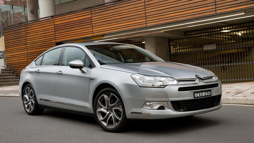 Citroen C5 cancelled in U.K. due to slow sales