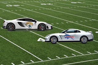 Buffalo Bills vs Jacksonville Jaguars: Which Team Has the Better Car Collection?