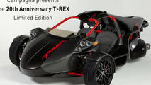 2015 Campagna 20th Anniversary T-REX Limited Edition