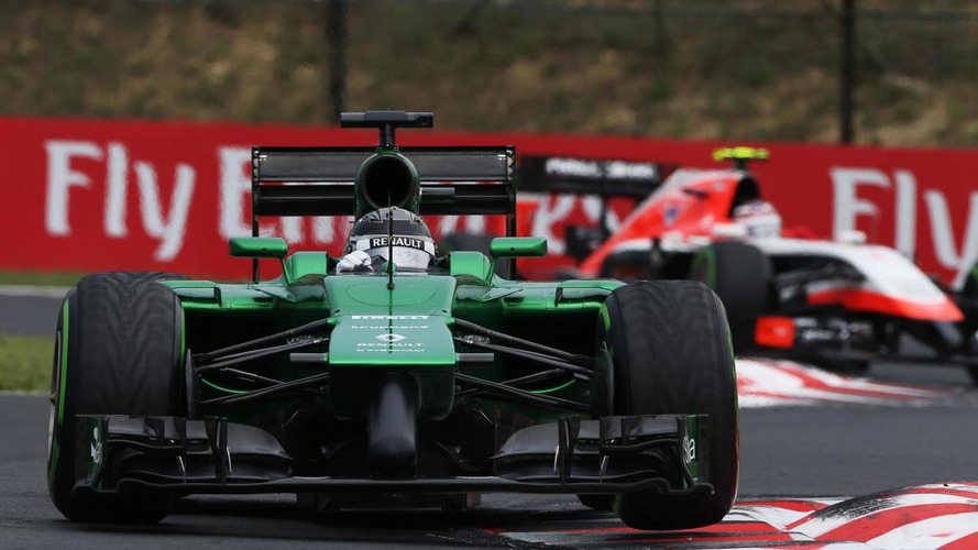 Kobayashi heading to Monza for Caterham return