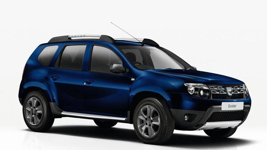 2017 Dacia makyaj yelpazesi