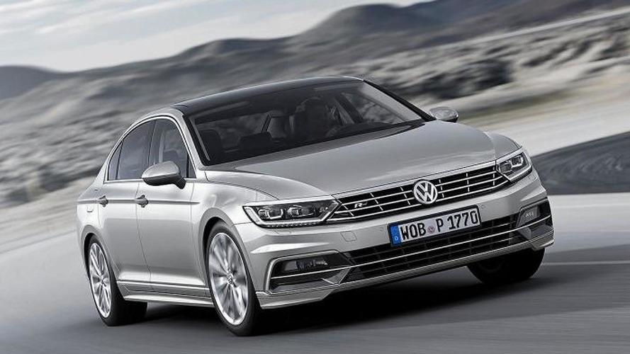 Volkswagen Passat BlueMotion goes up for order