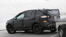 2015 Ford Edge spy photo