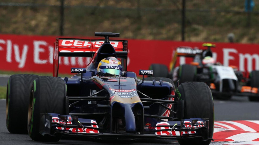 Vergne learned of 2015 axe six days late