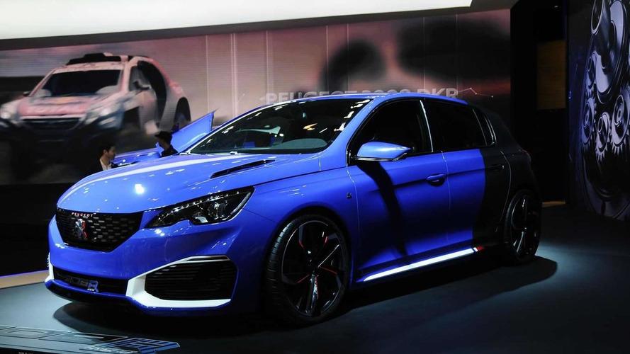 Peugeot tourne provisoirement le dos aux sportives