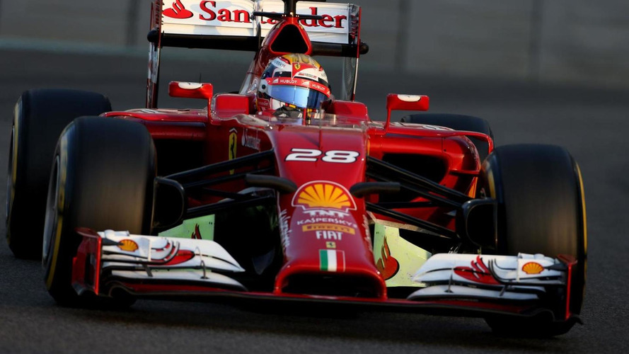 Ferrari changes tune on track testing issue