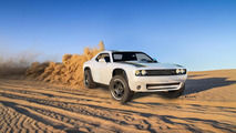 Dodge Challenger A/T Untamed Concept previewed, could happen