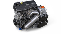 2016 Chevrolet Volt powertrain