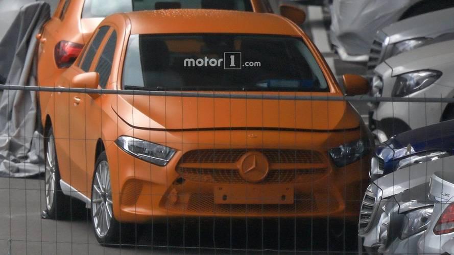 Mercedes-Benz Classe A 2018 sans camouflage