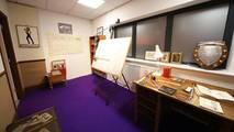 Gordon Murray's office
