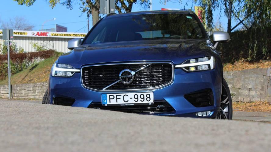 Volvo XC60 D5 AWD R-Design teszt: amikor a másolat jobb, mint az eredeti