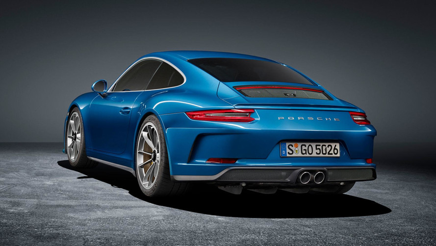 Porsche Lets Slip GT3 Touring Package Is To Stop 911 R Flippers