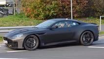 2019 Aston Martin Vanquish Spy Photo