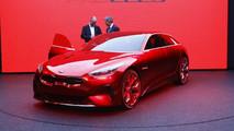 2017 Kia Proceed Concept live in Frankfurt
