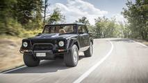 Lamborghini LM-002 and Cheetah