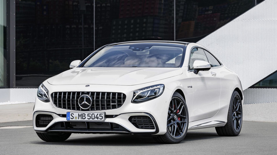 2018 Mercedes-AMG S63 Coupe
