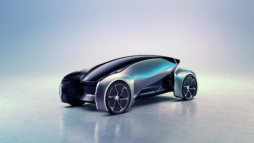 Jaguar Future-Type 2040 yılını hayal ediyor