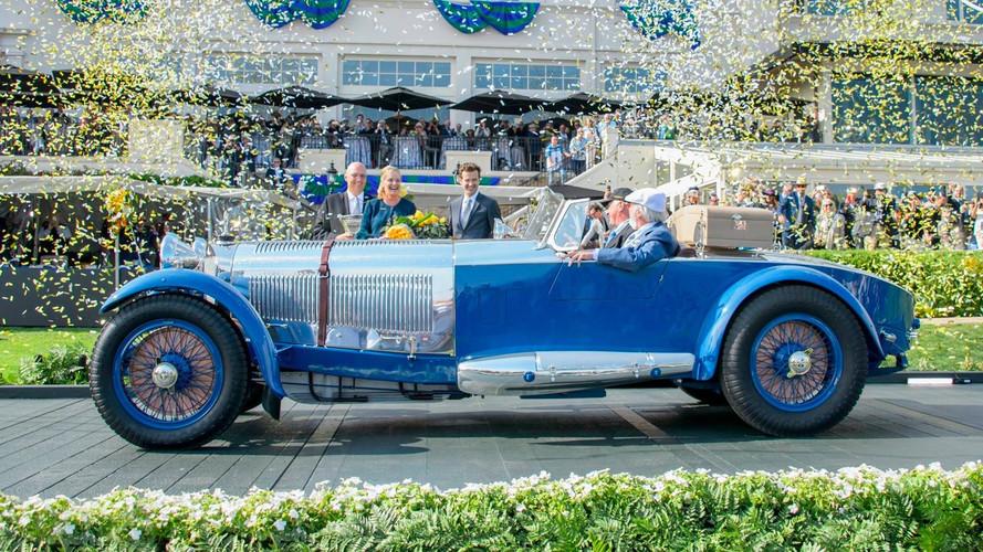 La plus belle voiture de Pebble Beach 2017, c'est elle!